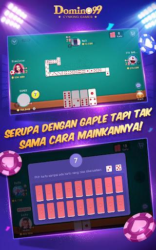 Domino QiuQiu u00b7 99 :  Awesome Online Card Game 2.15.0.0 screenshots 7