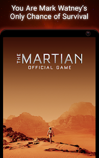 The Martian: Bring Him Home- screenshot thumbnail