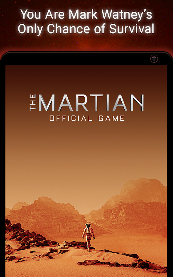The Martian: Bring Him Home- screenshot