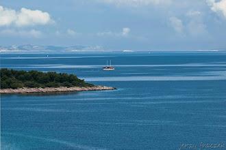 Photo: Adriatyk o poranku