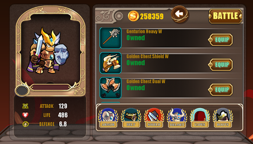 Infinite Upgrade Arena  screenshots 2
