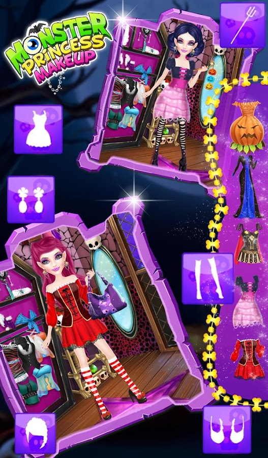 Monster Princess Makeup- screenshot