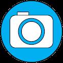 EzDica easy dica silent camera icon