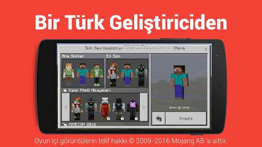 ?? Türkçe Dil: Minecraft PE 2.3 screenshots 6