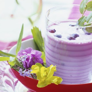 Buttermilk Berry Drink Recipe