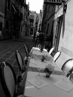 Un pranzo al ristorante? No grazie di Josephine