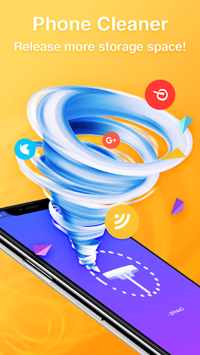 Phone Booster - Speed Booster, Cleaner, Security 1.0.2 screenshots 2