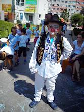Photo: mládenec v kroji - Riško