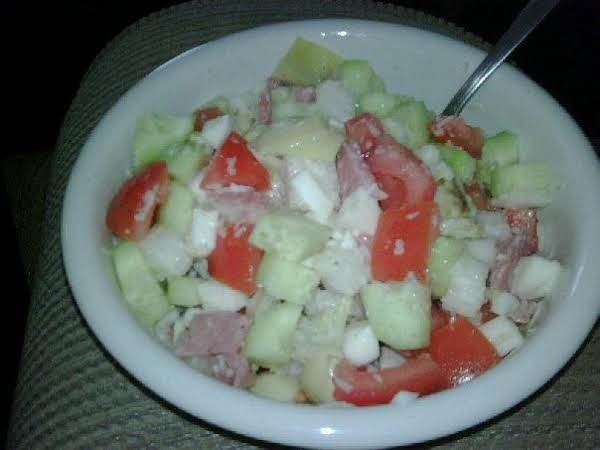 Antipasta Salad Recipe