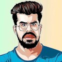 caricature maker - face app icon