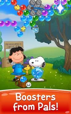 Bubble Shooter: Snoopy POP! - Bubble Pop Gameのおすすめ画像3