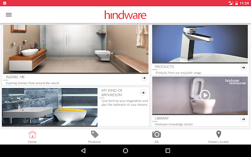 Hindware DreamBath- screenshot thumbnail