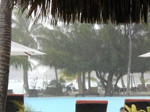 Photo: Breve tormenta tropical