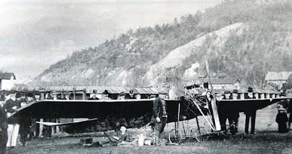 Photo: Andrej Kvas v Ružomberku / 1913