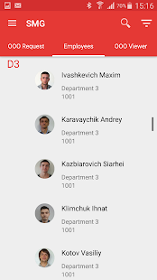 iTechArt SMG.Mobile - náhled