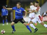 Ahmed El Messaoudi zal de match tegen Gent aan zich voorbij moeten laten gaan
