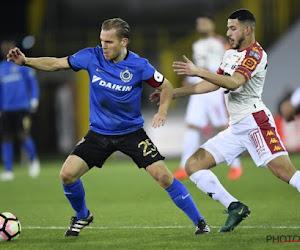 El Messaoudi prêté par Malines, OHL recrute un attaquant anglais