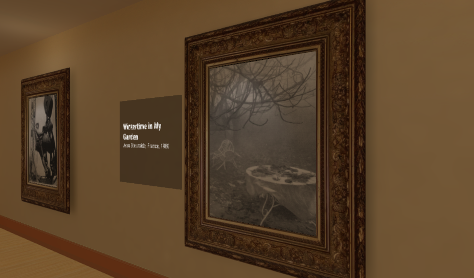 The Museum of Stolen Art VR- screenshot