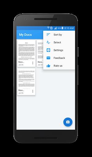 Doc Scanner - Phone PDF Creator 1.1.0 screenshots 1