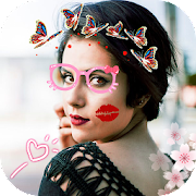 App Snappy Photo Filters Stickers Flowers Crown APK for Windows Phone