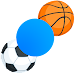 X Messenger Ball Icon