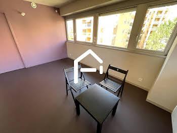 Studio meublé 27,4 m2
