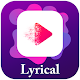 Download Lyrical Video Status Maker - Vidster For PC Windows and Mac