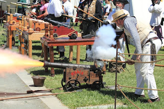 Photo: Firing Mable (by The Shotwell Collection)