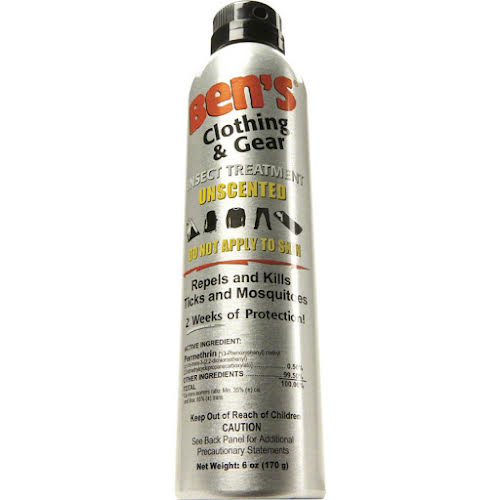 Adventure Medical Kits Ben's Clothing, Gear Insect Repellent: 6oz Continuous Spray