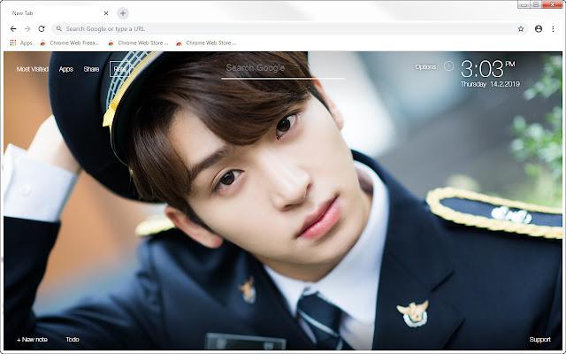 Kpop The Boyz HD Wallpapers New Tab Themes