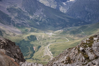 Photo: Col de L'autaret visto dal col de Ponsonniere