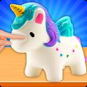 Squishy Toys Simulator Game - Anti stress Activity icon