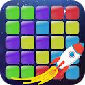 Space Glass Breaker - Bubble Pop & Arcade Game 🚀 icon