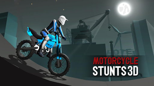 Motorcycle Stunts 3D 1.5 de.gamequotes.net 1