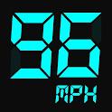 Speedometer - GPS Odometer, Speed Tracker icon