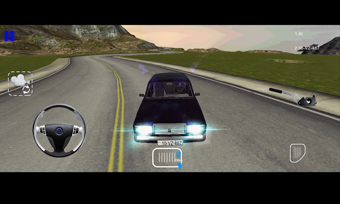 Russian car :2107 screenshot