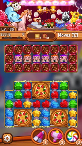 Candy Amuse: Match-3 puzzle android2mod screenshots 8