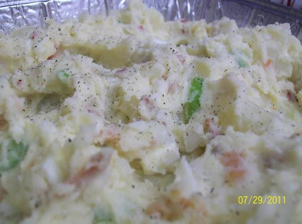 Bacon & Ranch Potato Salad Recipe