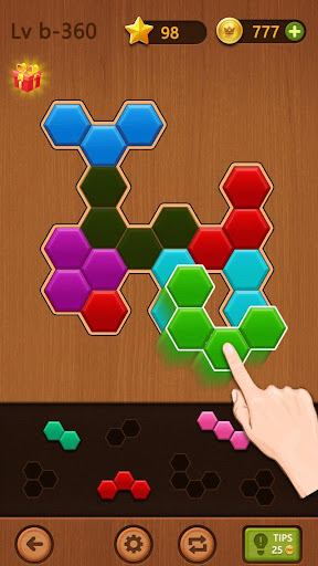 Block Hexa Puzzle  screenshots 3