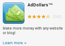 AdDollars Application