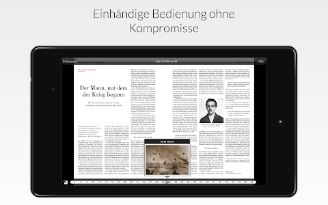 NZZ Fokus screenshot 10
