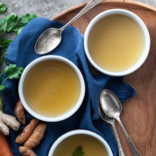 Restorative Vegetable Broth