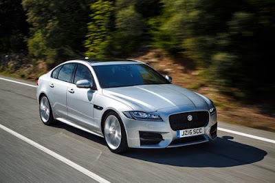 XF is a special Jaguar