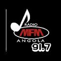 RÁDIO MFM – 91.7 – ANGOLA icon