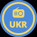 Radio Ukraine: free online AM FM stations icon
