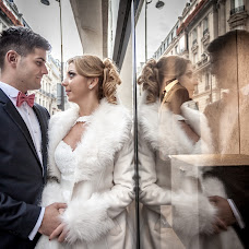 Wedding photographer Ovidiu Spin (naostudio). Photo of 02.06.2016