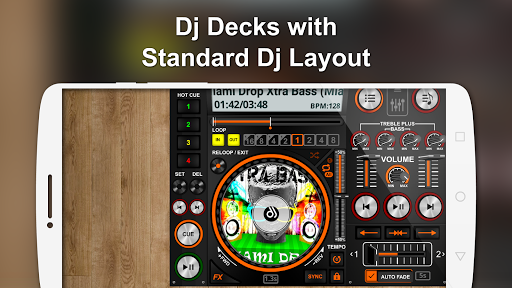 DiscDj 3D Music Player - Dj Mixer  screenshots 12