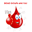 Blood Groups and You icon