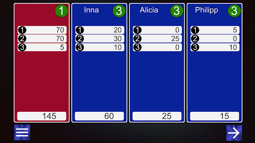 Phase Rummy: card game with 10 phases - screenshot