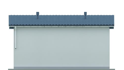 G26 - Elewacja tylna